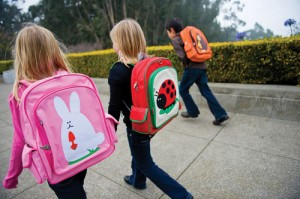 kids backpack safety tips